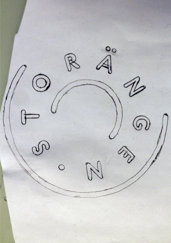 Skiss Storangen logo